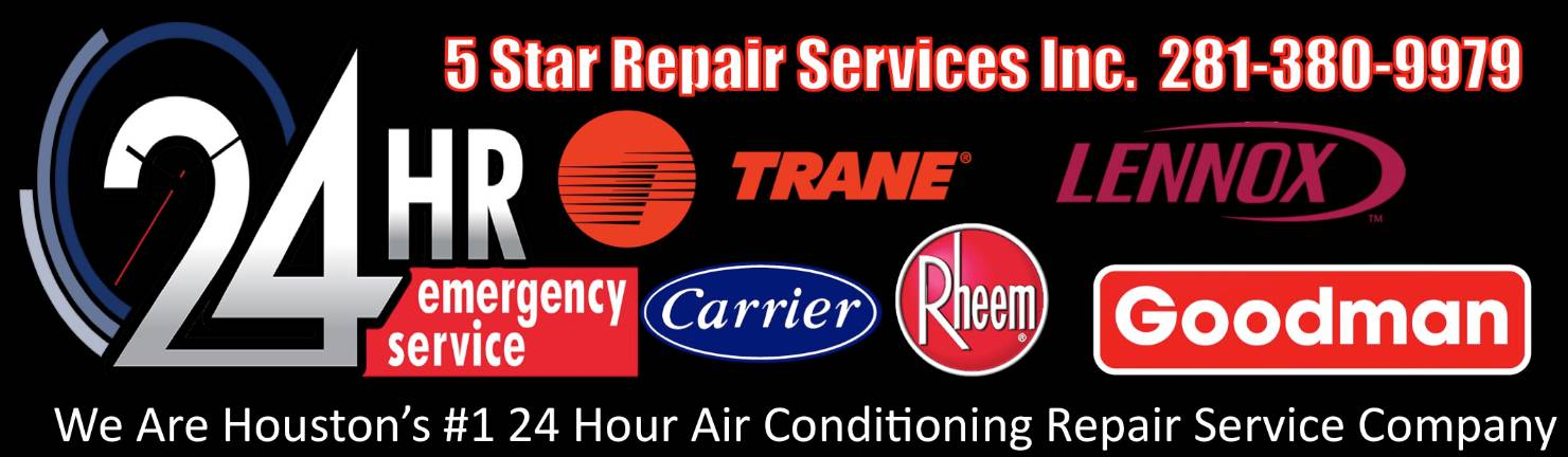 24 (TWENTY FOUR) Hour Emergency Air Conditioning AC HVAC Repair Service Company West University – Houston – Harris County - 77005 77025