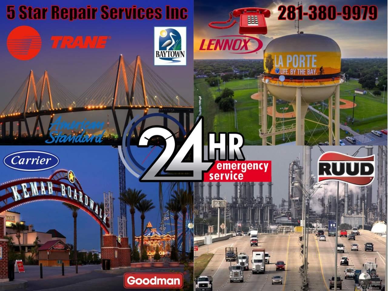 24 Hour Ac Repair Houston San Antonio Austin Beaumont Katy