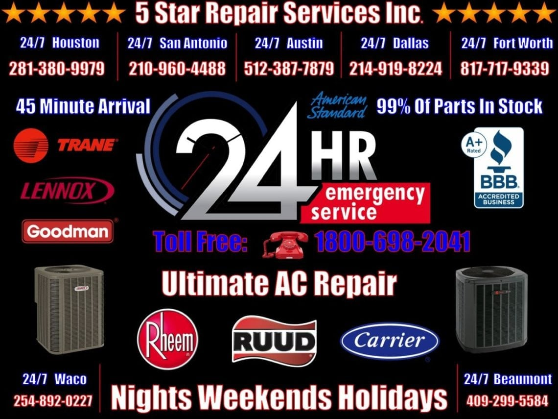 24-hour-ac-repair-emergency-houston-san-antonio-austin-dallas-fort-worth-waco-beaumont