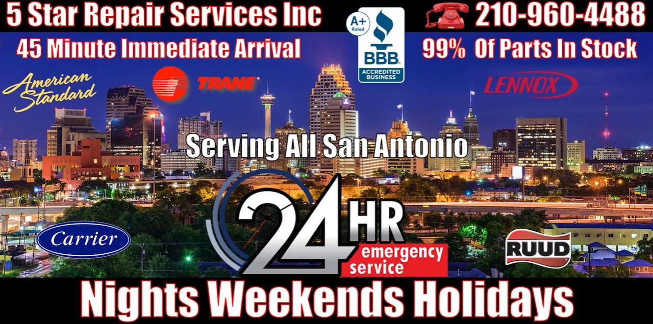 24houracrepair-Hollywood Park San Antonio 78232